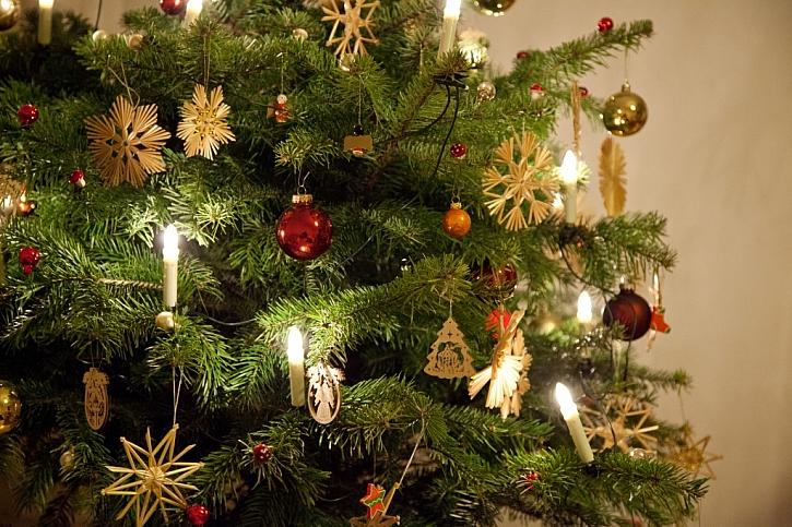 Vánoční stromek od kutila