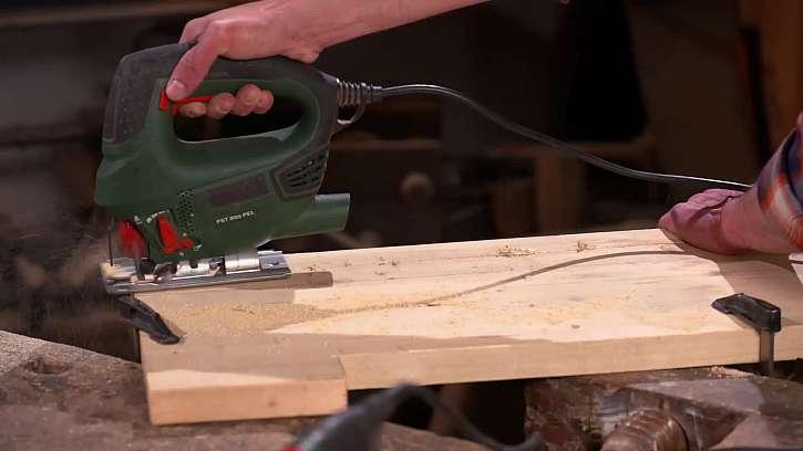 Řezání dřeva