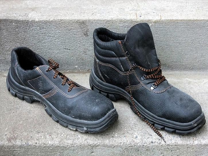 Kvalitní ponožky i boty jsou nezbytné