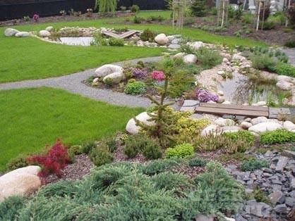Zahrada je živý organismus