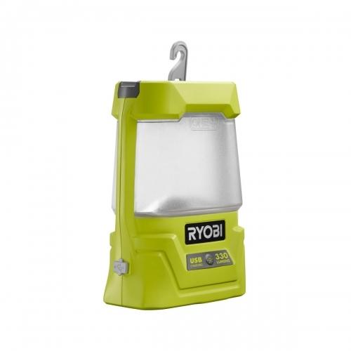 Ryobi R18ALU-0 aku 18 V svítilna s USB výstupem
