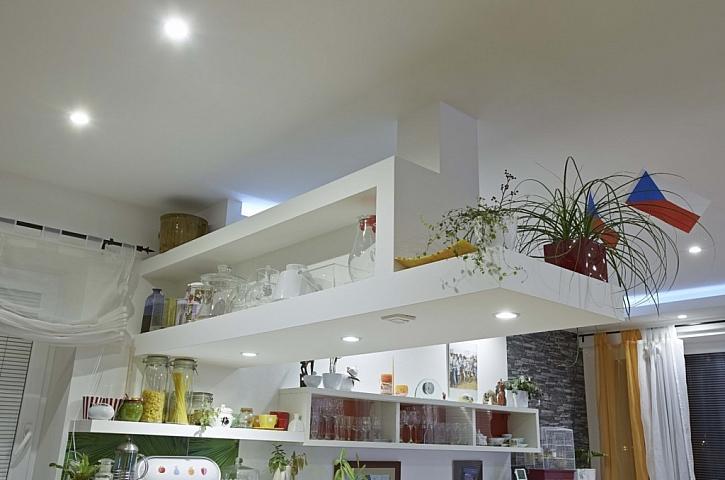 Rekonstrukce malého bytu – realizace velkého snu s Rigips