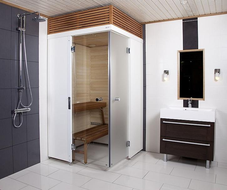 Kompletní sada pro domácí saunu