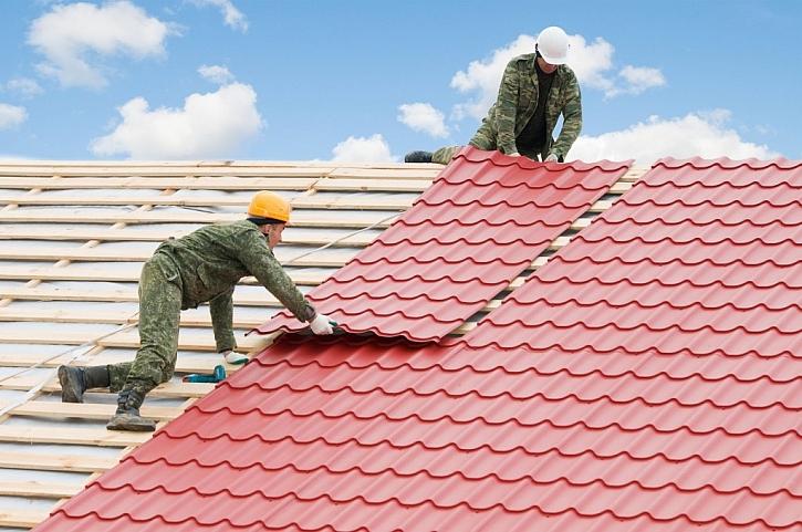 Střešní krytina vhodná pro pultové střechy