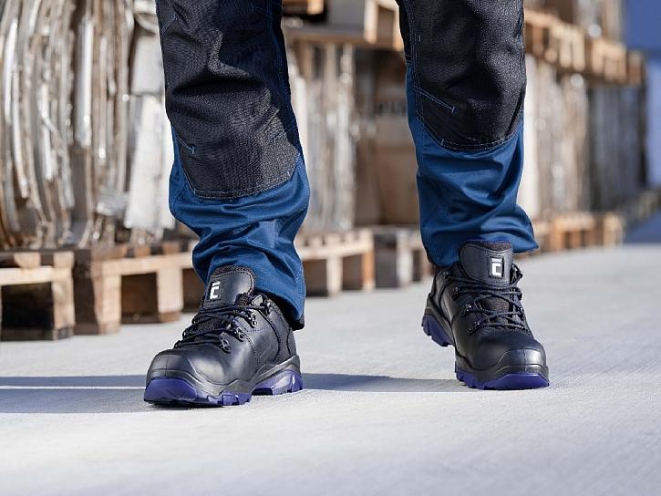 Bezpečnostní obuv Cortina: Obuv splňující nejvyšší očekávání (Zdroj: Cerva)