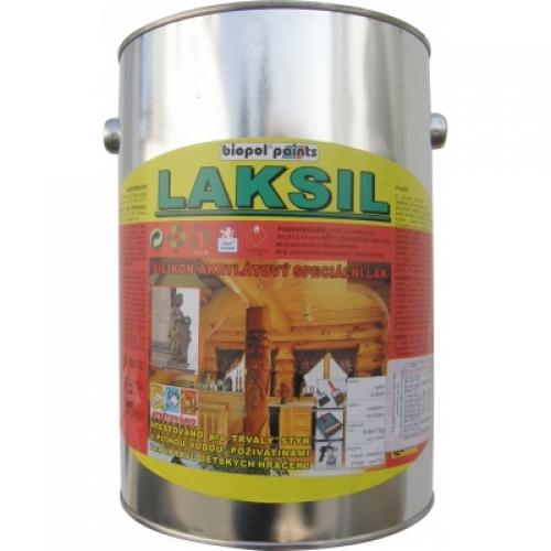 Biopol Laksil Mat univerzální bezbarvý lak pod vodu, 3,5 kg