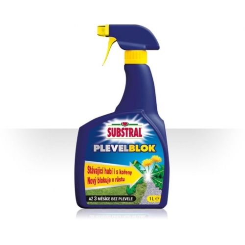 SUBSTRAL PLEVEL BLOK Postřikovač 1000ml 1442102