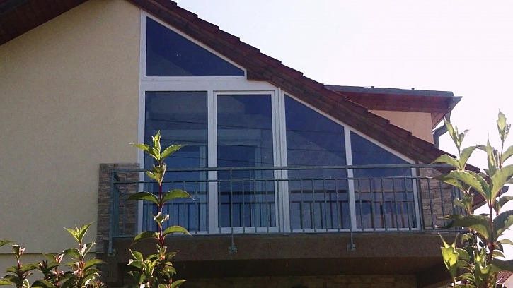 Šikmá okna