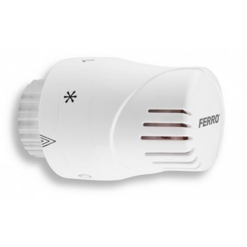 NOVASERVIS FERRO termostatická hlavice (k ZTM a ZTV) GT12
