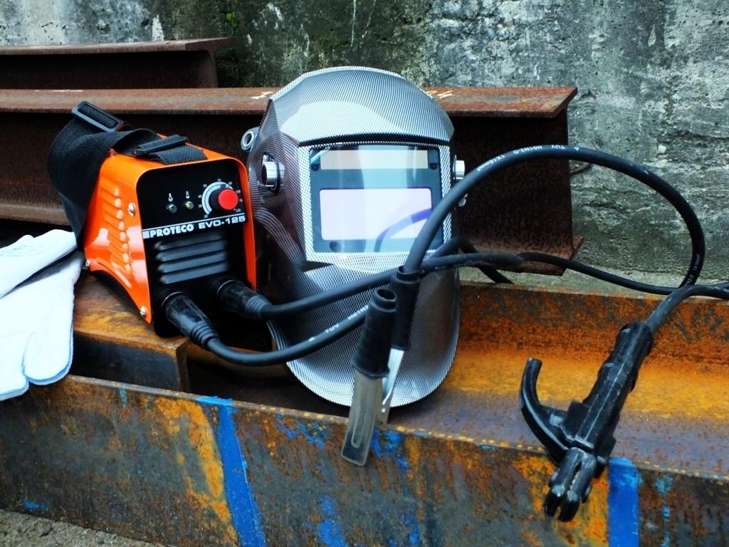 Invertor Proteco EVO -125 svářečka pro každého