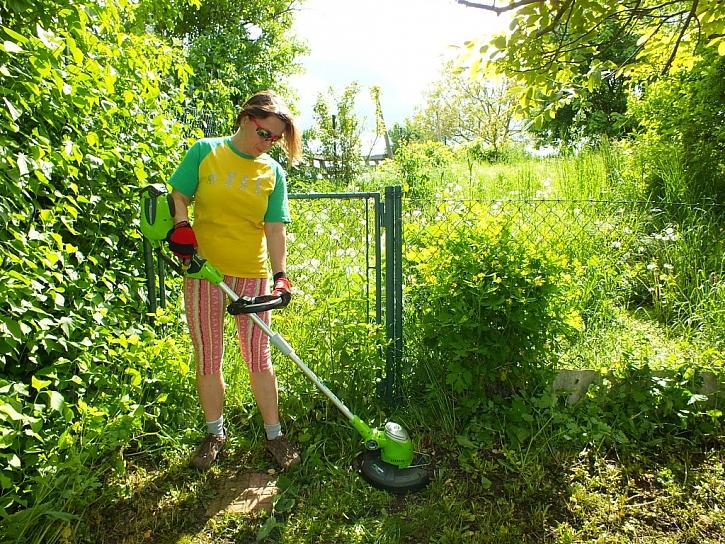 Greenworks - zelená pro obě pohlaví
