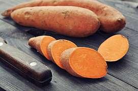 Vypěstujte si doma místo klasických brambor mnohem výživnější batáty neboli sladké brambory