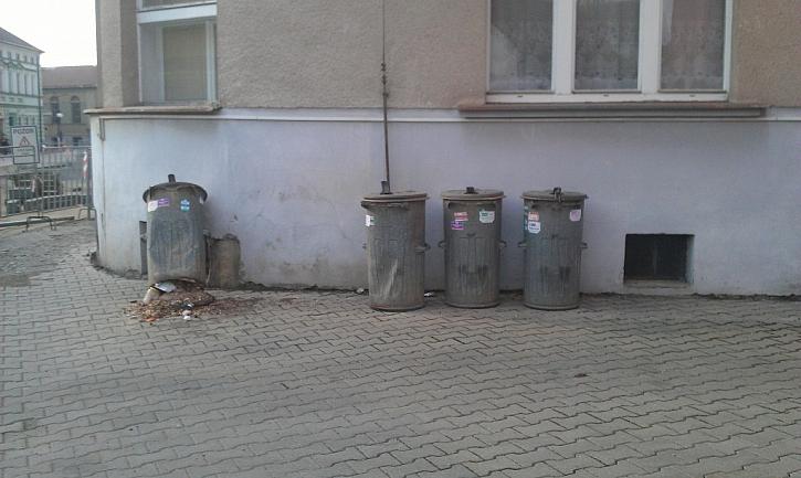 Antikutil nebo vandalismus