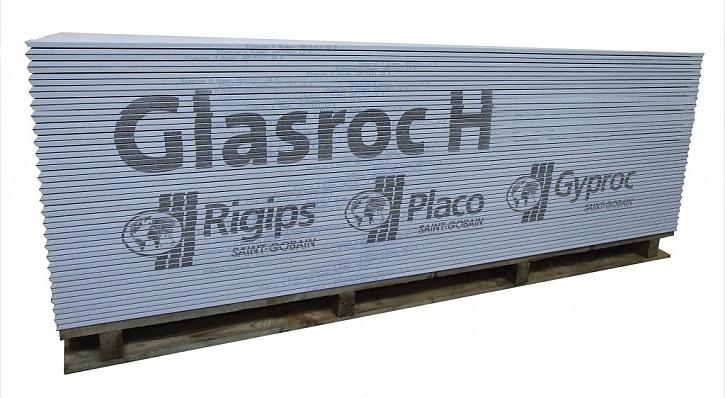 Systém Glasroc H nedá vodě ani plísním šanci aneb Sádrokartonová deska pro vlhké prostory