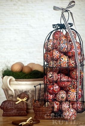 Fígle a triky pro krásná vejce