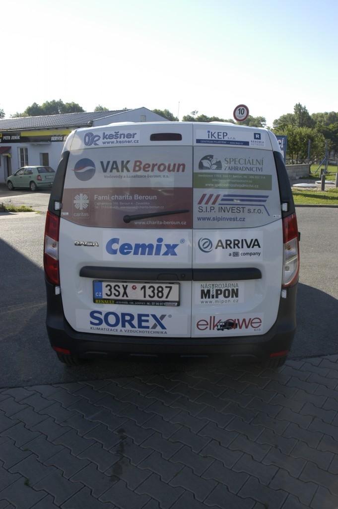 Cemix přispěl na projekt Sociální automobil