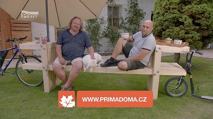 Návod na výrobu originální víceúčelové lavičky (Zdroj: Lavička)