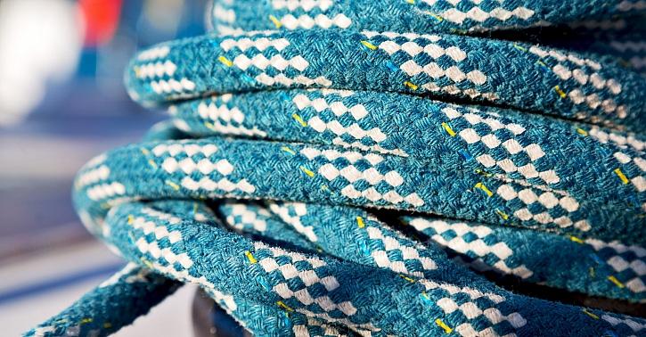 Barevné lano