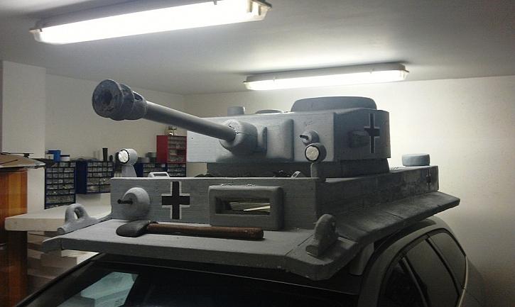 Zrození tanku