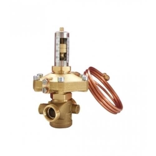HERZ Regulátor tlakové diference 4002, 25-60kPa, vnější závit, (500-10000) 1400266