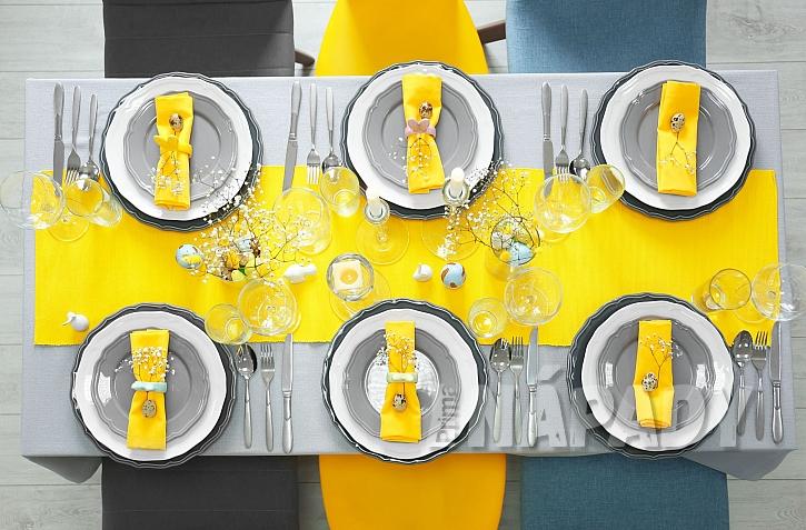 Žluté velikonoce