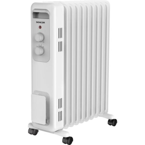SENCOR SOH 3209WH olejový radiátor bílý