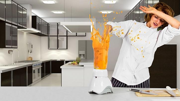 Nehody při vaření