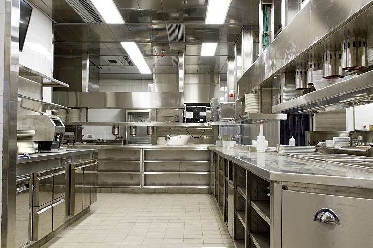 Profi kuchyně