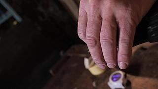 Označení hloubky vrtání pomocí pásky