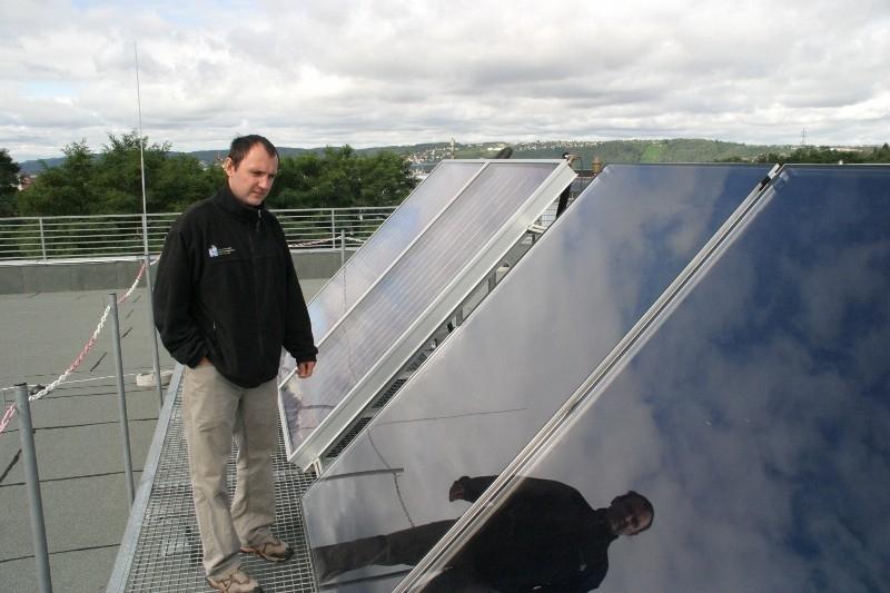 K čemu slouží fototermické sluneční kolektory