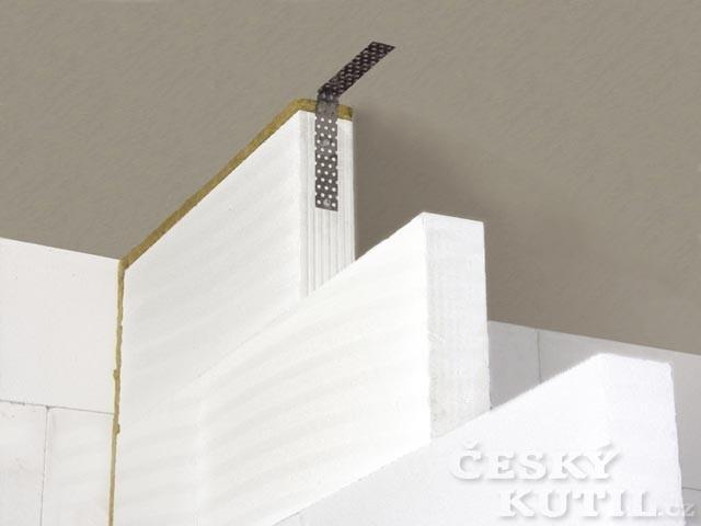 5. Kotvení ke stropu