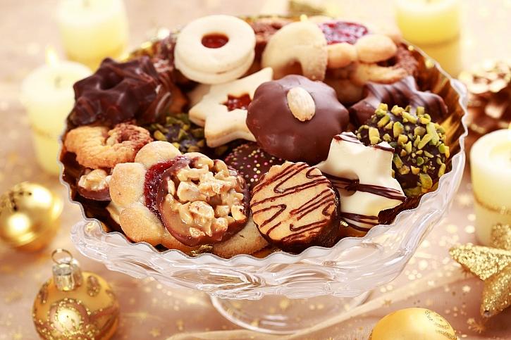 Udělejte si na vánoce i nepečené cukroví a zvolte i lehčí varianty (Zdroj: Depositphotos)
