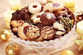Nejlepší nepečené cukroví na vánočním stole