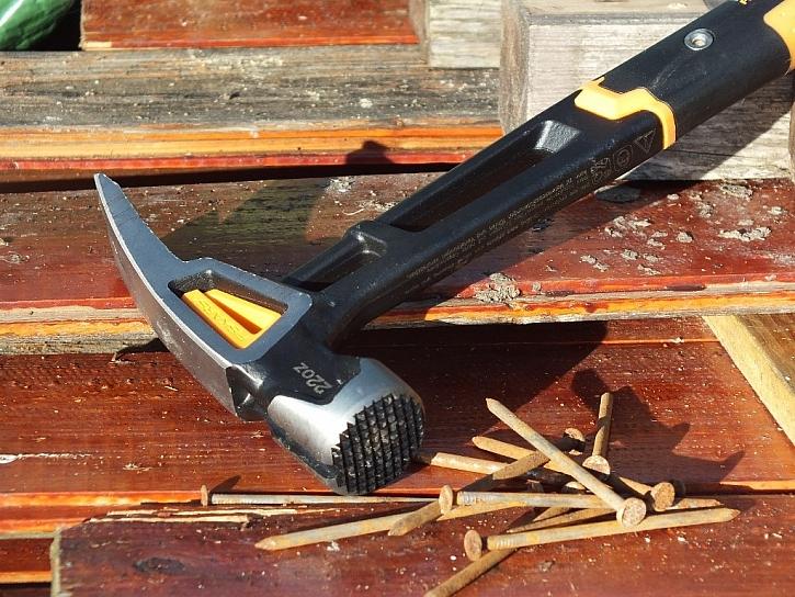 Ideální pro práci se dřevem