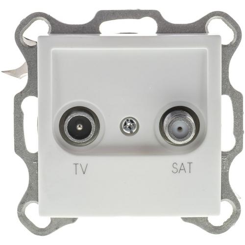 RETLUX RSB A36 AMY TV + SAT zásuvka