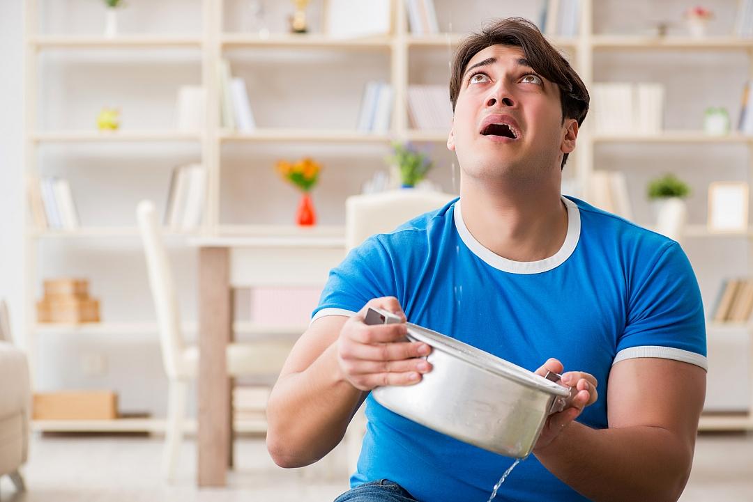 Drobné nehody v domácnosti