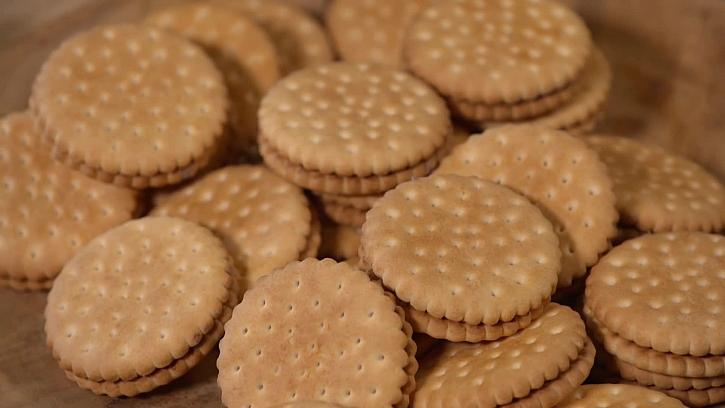 Kulaté sušenky