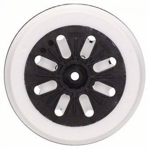 BOSCH Brusný talíř, středně tvrdý, 150 mm 2608601185