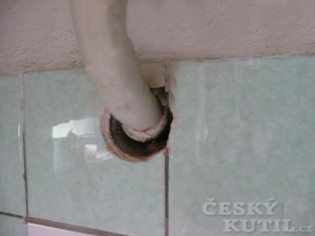 Pomsta v koupelně