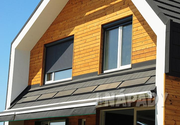 Sluneční ochrana oken