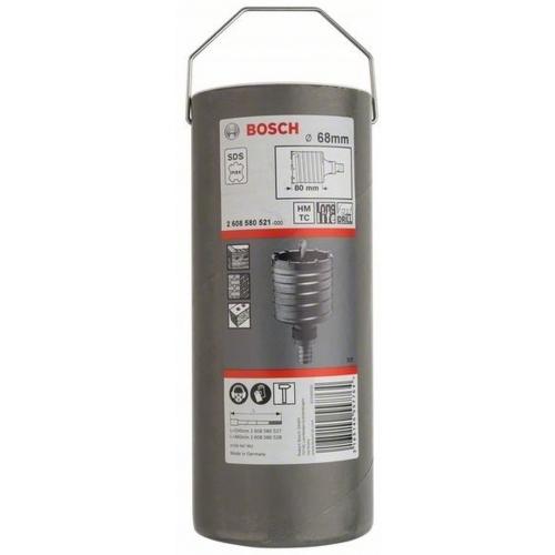 BOSCH SDS-max-9 Dutá vrtací korunka, 68 x 80 x 108 mm 2608580521