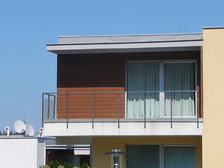 Cetris na střeše
