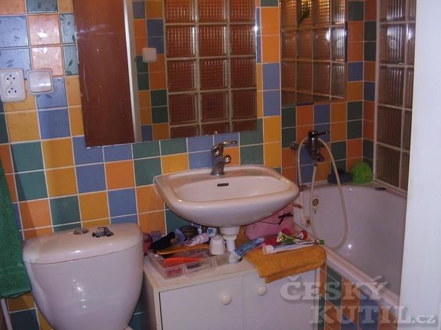 Jak na umakartovou koupelnu?