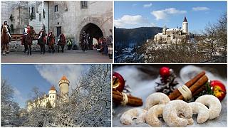 Kam na výlet: Advent na hradech azámcích