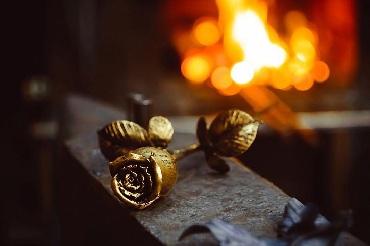 Železná růže