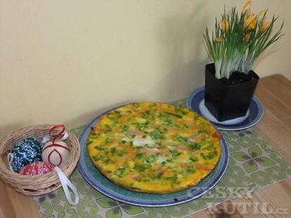 Kam s nimi aneb Pepova velikonoční omeleta