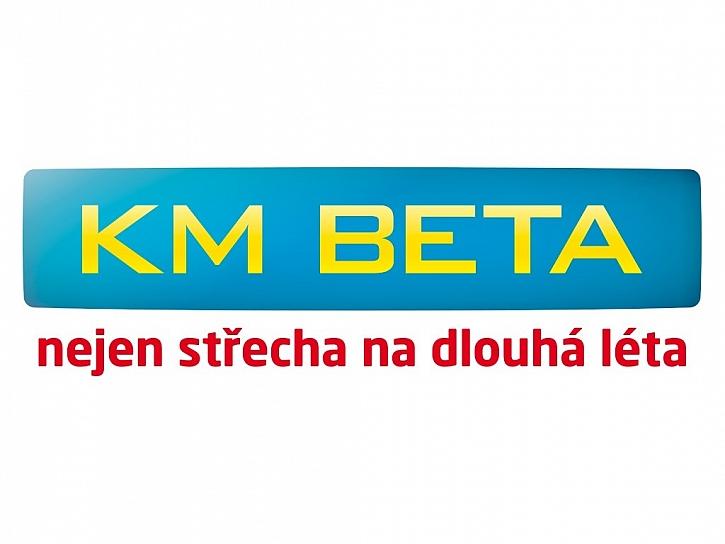 Logo KM BETA a.s.