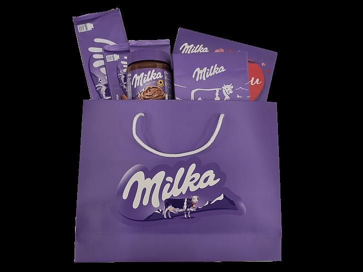 Balíček produktů Milka