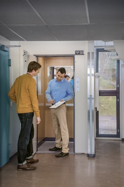 Důležité je, aby firma modernizující výtah naslouchala vašim potřebám