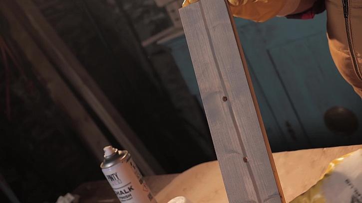 Návod na aplikaci barvy ve spreji